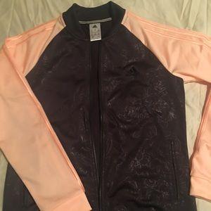 Adidas warm-up jacket